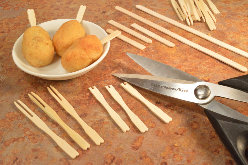 Corn Dogs Sticks