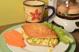 Egg Salad San