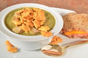 Pea soup 012