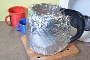 foil pot